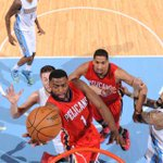 RT @PelicansNBA: HIGHLIGHTS: #Pelicans 99, Nuggets 92 - http://t.co/peNY0KvC3Z
