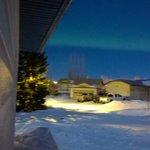 @KimSmithGlobal see? #Aurora right now! #Regina 11:16pm 1MAR2015 http://t.co/TxQy9yC53P