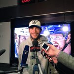 """""""Love the fans. Its nice to get support like that."""" - @eddielack #Canucks http://t.co/h65TcY2aSe"""