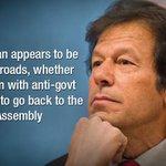 PTI facing internal pressure to return to parliament http://t.co/RHGKdLo1s8 #Pakistan http://t.co/Ax1hBvjrRT