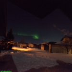 Ohhh it wasnt done yet.... 11:51pm, 1MAR2015 #aurora #regina #Saskatchewan #yqrAM http://t.co/rPzhKlUw6n