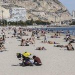Alicante alcanza la temperatura máxima en España y roza los 26 grados http://t.co/SHE6GVsjBm http://t.co/mwX9GnMcvv