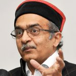 Prashant Bhushan flays one person-centric campaign, calls for swaraj within #AAP http://t.co/Iw9ag99dY9 http://t.co/1JRsKrAJF2