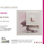 """Día Internacional d la Mujer en @casadecolon Desde mañana, expo """"Las ventanas d Eva"""", d Paqui Martín @GranCanariaCab http://t.co/fnQDGwa74m"""