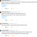 What these International cricket experts said about #Misbah after the Zimbabwe match. #PakvsZim #CWC15 http://t.co/JXmxCmoP5T