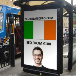 """""""STOP"""" Check out our Bus Stop Ad http://t.co/6T0BpV940W @dublinseocompan #SEO #SERPS #Google #iPhone #Dublin #Ireland http://t.co/GwWgzTQKGw"""
