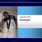 SOCIAL: John Terry posted this picture on Instagram last night after winning the @CapitalOne_Cup. #SSNHQ http://t.co/GfPHPdjHfF