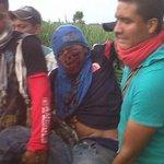 RT @petrogustavo:No es Vzla,es Colombia.Cinco indígenas heridos con tiros d fusil.La paz es tierra para los indígenas http://t.co/E0KnjGpN1T