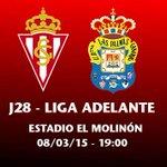 Precios y horarios para el Sporting-Las Palmas (domingo, 19 horas) http://t.co/E3VATCgMvn http://t.co/0u9JgBnEkS