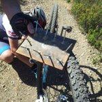 Aumentan las trampas para ahuyentar al ciclista del monte http://t.co/veXkjCPdDG http://t.co/AKm2Y1fz3v
