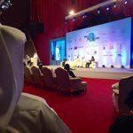 At the opening of Entrepreneurship in Economic Development forum #EED2 #Qatar http://t.co/xjVYiIcstg
