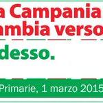 Gravi irregolarità alle #primariecampania, la stessa persona, con lo stesso documento, poteva votare anche 4 volte. http://t.co/dCk8qyrvwE