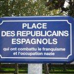 @Juliaenlaonda En España no se homenajea a los que liberaron París de los nazis. En Francia si. http://t.co/O43ANVUtdA