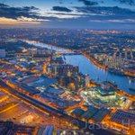 Latest aerial images of #regeneration @ #NineElms, #London. @NineElmsTeam, @USAinUK, @BatterseaPwrStn, #Battersea http://t.co/7cGchmEOuU