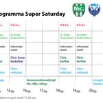 Aankomende zaterdag 7 maart is het zover: Super Saturday! Bekijk nu wat er allemaal te doen is deze dag! http://t.co/PfK6EfQs0t