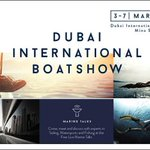 The @DubaiBoat Show starts tomorrow! Get ready for the most amazng #yachts in #Dubai! http://t.co/wwQ1qwUfP0 http://t.co/ioFbIrbBAT
