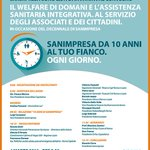#Roma 4 marzo: programma #convegno @Sanimpresa @RosarioCerra http://t.co/l0P9H2Xuz7