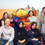 مريم المهيري رئيسنا التشغيلي مع فريق @iftahshow والذي يصوّر في استديوهاتنا بالتعاون مع @BidayaMedia و@BlinkStudios_ae http://t.co/YGbZv7FAZu