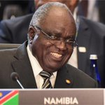 Outgoing Namibian president wins $5m plus Ibrahim Prize for stepping down democractically http://t.co/Wt5YEjc0Br http://t.co/TEf2AiNOif