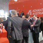 Klein aber fein: Auch Österreich ist beim Mobile World Congress vertreten. http://t.co/coRYHu24tY