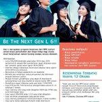 Buat kamu yg mau beasiswa kuliah di Universitas Udayana! Ikut aja beasiswa Gen-L dr @BPRLestari. Terbatas! http://t.co/IKKgH7m6Vp