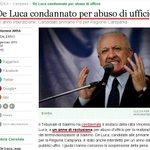 Ormai il #Pd, i candidati per le elezioni, li va a prendere direttamente dal #carcere.. #PrimariePd #DeLuca #Campania http://t.co/RobWtkZUqK