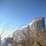 И Вот такие кадры есть. Hilton Garden Inn #ufa #уфа #зданияуфы#ufa #зданияуфы #уфа http://t.co/cWgahziMvF