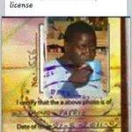 Hahahahaha....Its the best passport photo I have #ThingsThatMeanTheOpposite http://t.co/uBjUKU7iXB