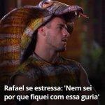 Liga não, Rafael, a gente te ajuda a se livrar dela, mas depois nos livramos de você. ???? #ForaTalita http://t.co/2I2YVtEGQ1