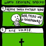 """""""@AndrzejRysuje: Krótko o szczepieniach http://t.co/wnhbLghqrf #andrzejrysuje #rysunek #satyra #szczepienia http://t.co/pUlAcV8H7F"""""""