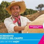 #Informe3M 70% de incremento al presupuesto del campo. http://t.co/LSAAoT2EPP