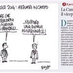 #StaiSerenoMicaTanto Le vignette di #Baldo su un anno di governo #Renzi #lavoltabuona @forza_italia @1giornodapecora http://t.co/aUP3Yx5tOF