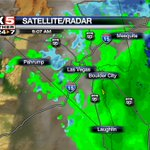 Waking up to wet roads & cold temps. Bundle up as you head out the door! #Vegas #Weather #StormTrack http://t.co/VLWgSDzzOE