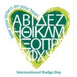 Today is International Badge Day. Remember to wear your badge with pride! #BadgeDay15 #TrueBlueGreeks #BeSouthern http://t.co/0M6ttLOXTq