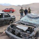 Copiapó: Fiscalía ordena diligencias tras hallazgo de vehículos robados en pleno desierto. http://t.co/9enmaZCpTq http://t.co/DHMZlzlRPf