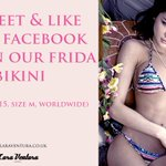 RT & LIKE us on facebook to win our Frida bikini.  https://t.co/Ba1NnPqJjL  http://t.co/GNS1HyxN84  #comp #win http://t.co/cX62nAXuBk