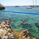 PH:Elisabetta Cecchetti.piscina naturale #Favignana #Trapani #EXPO2015 #InfoSicily #Sicilia http://t.co/gyhtkbkqeX