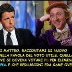 Il buffone resta sempre lui, colui che del #Pd di #Renzi è socio.. Silvio #Berlusconi http://t.co/DQPMc1xZCF http://t.co/dNri87oygj
