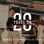 Thank You for the Last 20 Years #YodelOn http://t.co/9VztIeLWgd http://t.co/idVXb7BoGA