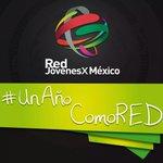 Hoy cumplimos #UnAñoComoRED gracias por hacer de esta #LaRED más grande de México! Usa el HT y narra tu experiencia http://t.co/alYtqCPBmq