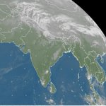 Latest Satellite Image of Nepali Sky (NPT=UTC+5.45) [Auto tweet] #Weather: http://t.co/X1fEYdVqoo #SatImage #Nepal http://t.co/sfJ1wpyidS
