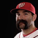 Former @LBDirtbags Danny Espinosa and current 2B for @Nationals has an EPIC mustache #GoBeach http://t.co/vjicEsFMiZ
