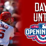 35 to go! #OpeningDay http://t.co/eJWfC34E8L