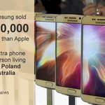 Ahead of the curve? #Samsung hopes #GalaxyS6 gives it the edge http://t.co/t8CpsIoEXd #BBCGoFigure