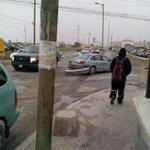 Se reporta choque col. Ribereña altura uní.del Atlántico #reynosafollow via #ReynosaCodigoRojo http://t.co/vN5Jz1lWGu