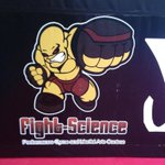 A big thanks to @FightScienceLds for allowing @Giantsrl the use of their quality facilities. Much appreciated. http://t.co/sgsxtx1QKd