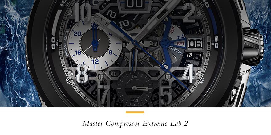 Discover the Master Compressor Extreme LAB 2, a new standard for extreme #watches : http://t.co/6Ql11p5ILX http://t.co/ovycJD4HxF