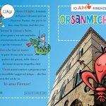 """""""Io Amo #Firenze: #Orsanmichele"""" libro per bambini al bookshop di #palazzovecchio http://t.co/DSaqoWcMgI http://t.co/ZzqiqlpTqL"""