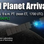 Today: Live news at 12pm ET on @NASA_Dawn's March 6 arrival at dwarf planet #Ceres http://t.co/ElxkuEOCqt Q? #askNASA
