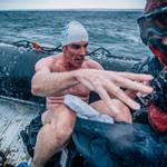 Freeze frames: Lewis Pughs Antarctic swim – in pictures http://t.co/Igq66kHfWX http://t.co/2OachEJ9DK